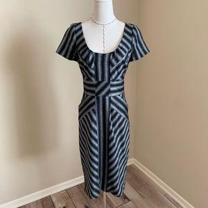 Gwen Stefani L.A.M.B. Wiggle Sheath Dress Pinup 2